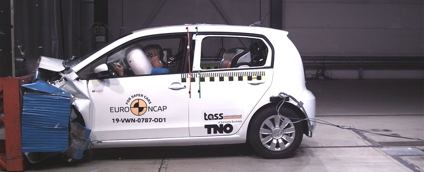 Crashtest - Skoda CITIGO - 2019-12-18