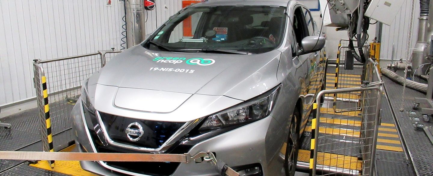 Green NCAP - Nissan LEAF
