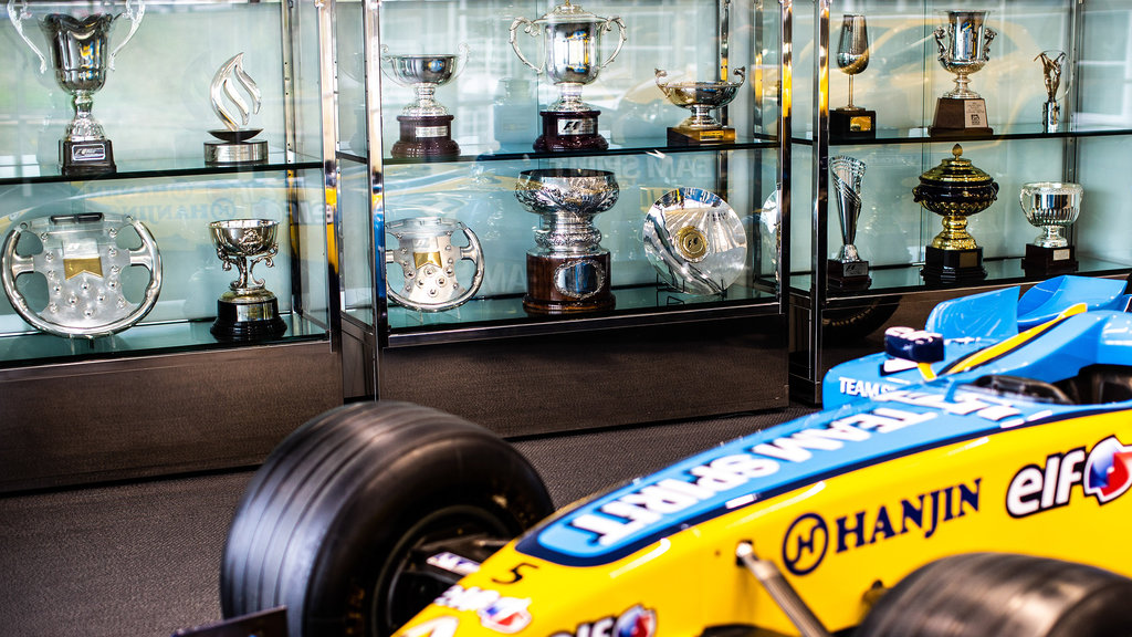 Hall of Fame Renault Sport